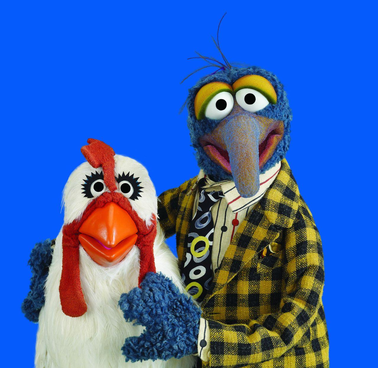 Super Gonzo Muppet