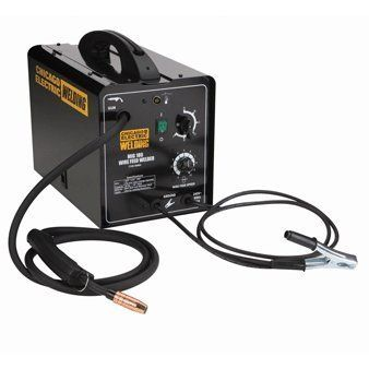Lincoln Electric 125 Amp Weld Pak HD Flux Cored Wire Feed Welder Welding Machinethis Is What I Have Works Really Well Had No Issues W