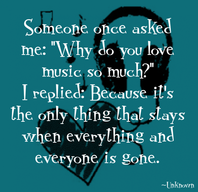 Awakenings: Why Do YOU Love Music So Much? What Is So