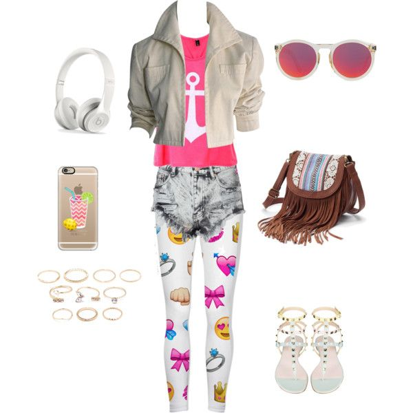 Untitled #8 by hsekkeh on Polyvore featuring polyvore fashion style YSL RIVE GAUCHE Glamorous Mudd Forever 21 Le Specs Casetify