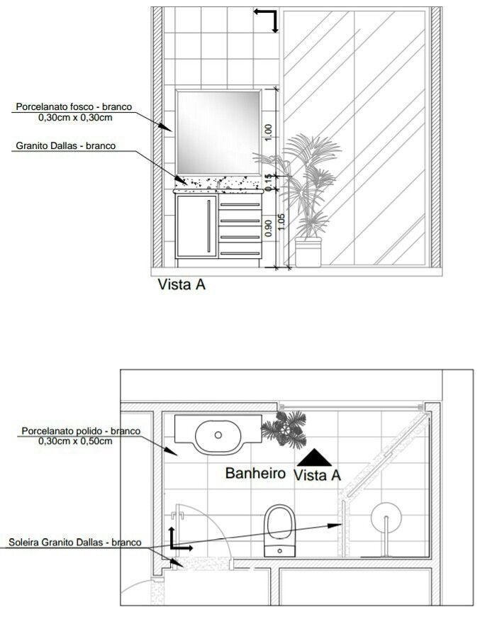 Paginação De Banheiro Por Gabriel El Rassi Projeto