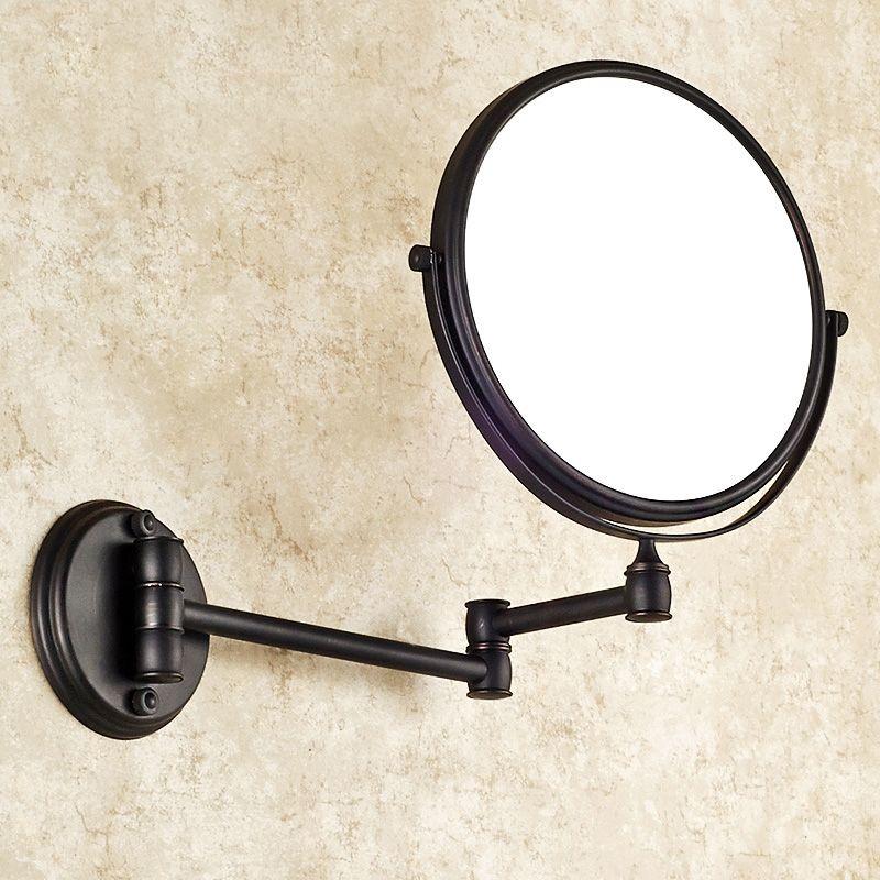 Eu Lager Kosmetikspiegel Antik Messing Bad Accessoires Schwarz Badezimmerspiegel Kosmetikspiegel Spiegel