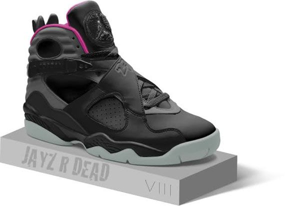 7aad14e9a5813b Already dreamed of seeing a Bordeaux Jordan 8