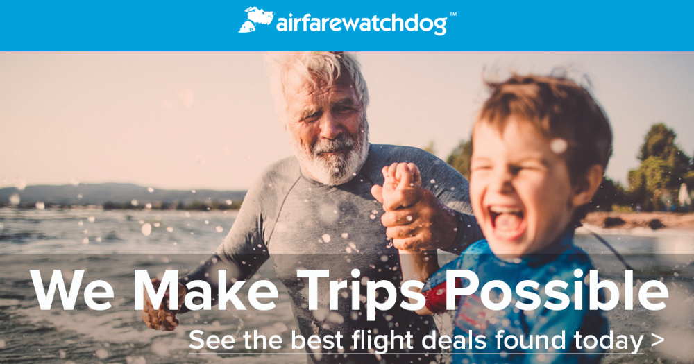Airfare deals, cheap flights, & money-saving tips from our experts. Track prices with our fare watcher alerts!