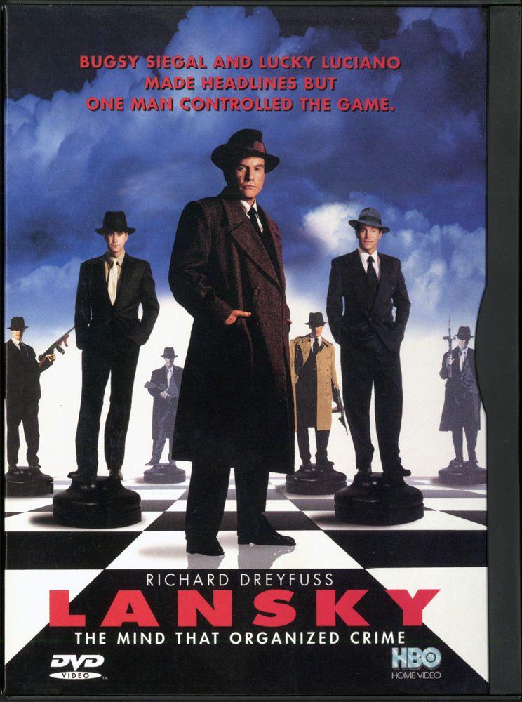 Lansky DVD (1999) • Richard Dreyfuss • Eric Roberts