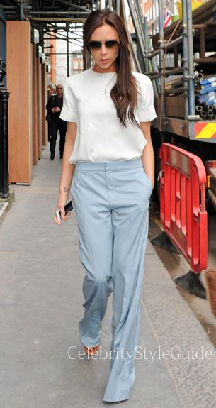 Victoria Beckham Style Fashion On Pinterest Victoria