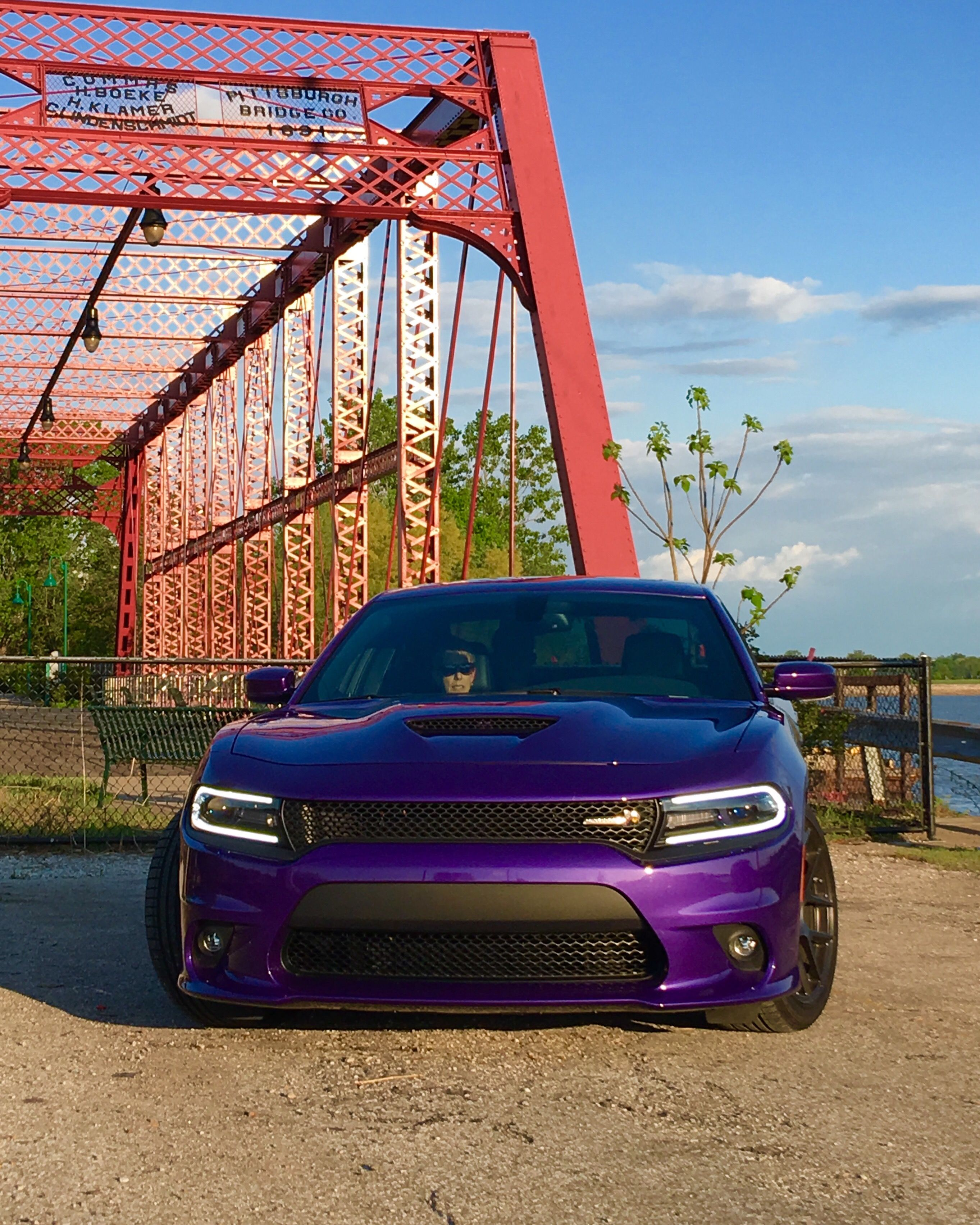 2016 Dodge Charger Pack In Plum Crazy Pearl 6 4l 392 Hemi 485hp 475lb Ft