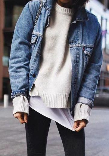 27 cold weather outfits for school #teenoutfit #winteroutfit #womensfashionfall #winteroutfitscold