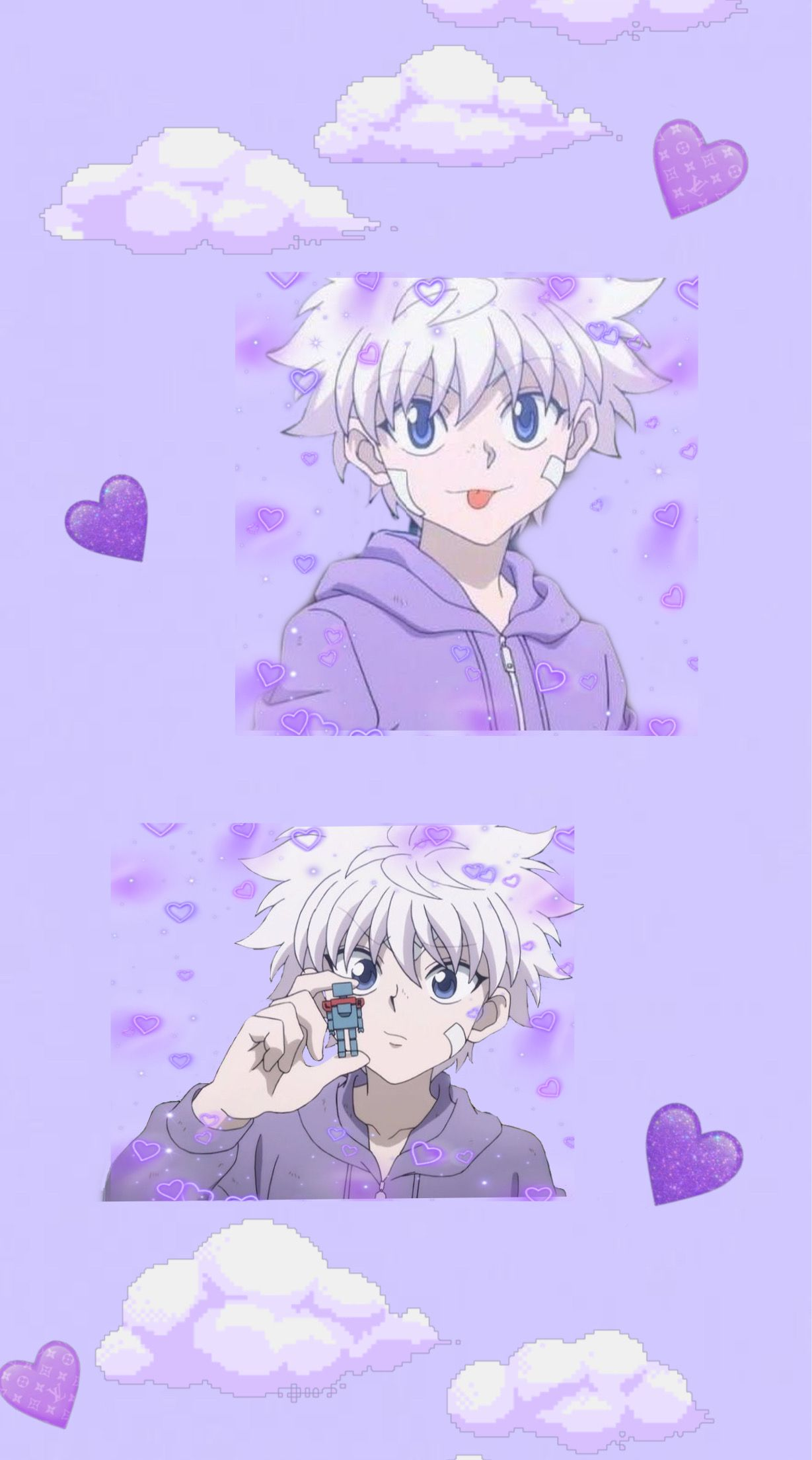 Killua Wallpaper Cute Anime Wallpaper Anime Wallpaper Anime Wallpaper Iphone