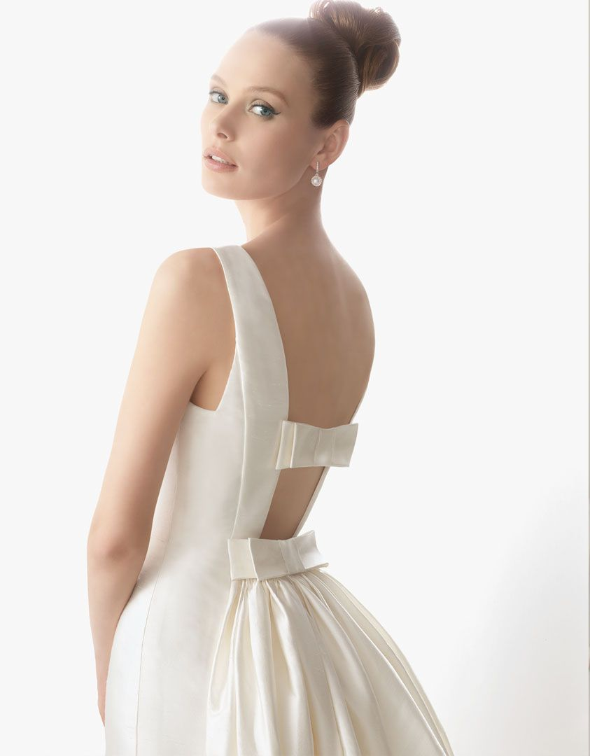Wedding dress with bow on back  Preppy Dress  Fashion  Pinterest  Preppy dresses Girly outfits