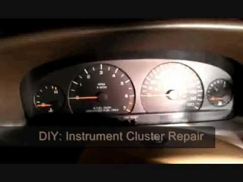 How To Fix A Chrysler Speedometer Youtube Chrysler Voyager