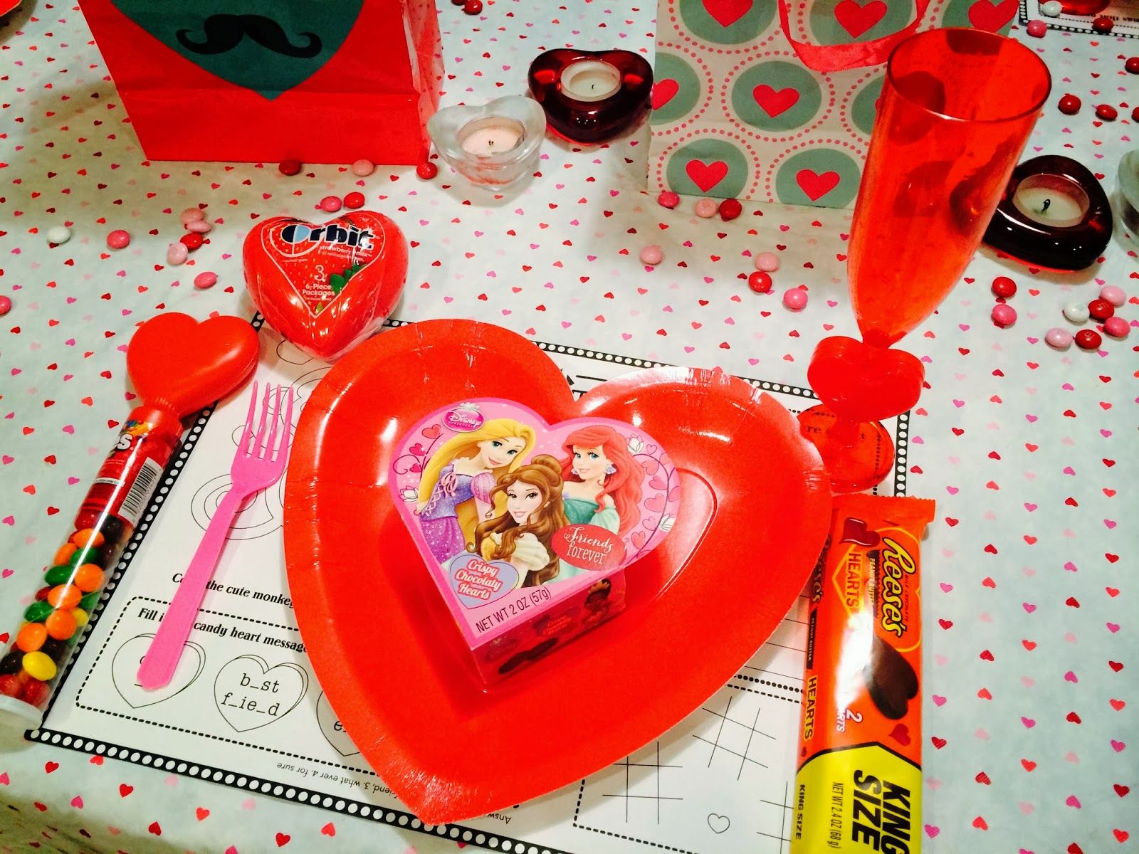 This {Valentine's} Weekend:  From Marci Coombs Blog