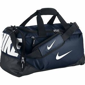3ab61e99fd Nike Team Training Max Air Medium Gym Bodybuilding Duffle Bag BA4513 ...