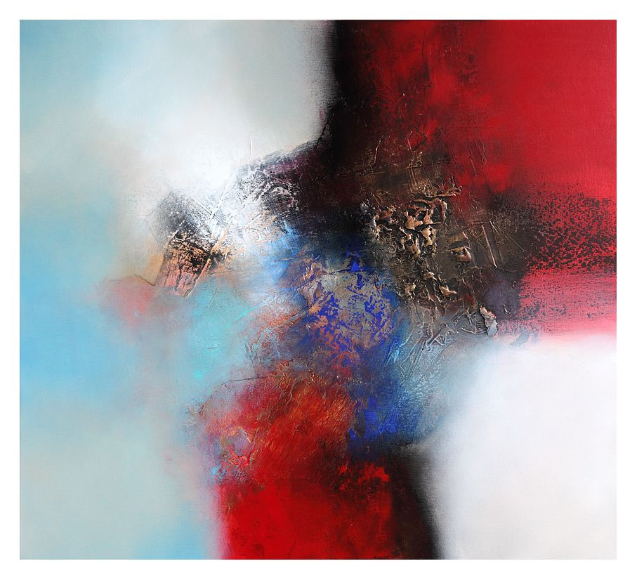 Eelco Maan, October, 110 x 100 cm / Available for purchase at Studio Eelco Maan. Contact me on ejmaan@xs4all.nl