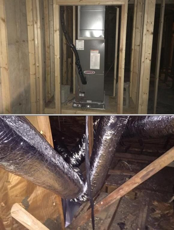 Optimum Air Co Is A Service Company Who Handle Residential Hvac They Offer Retrofitting And Ne Air Conditioning Services Boiler Installation Residential Hvac