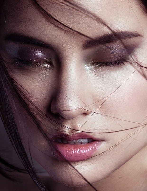 Melissa by Veronica Formos for BEAUTY SCENE