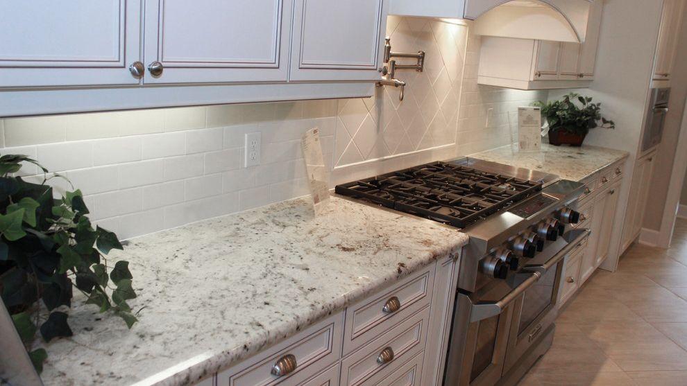 Galaxy White Prefab Granite Countertops,Vanity Tops & Table Tops for ...