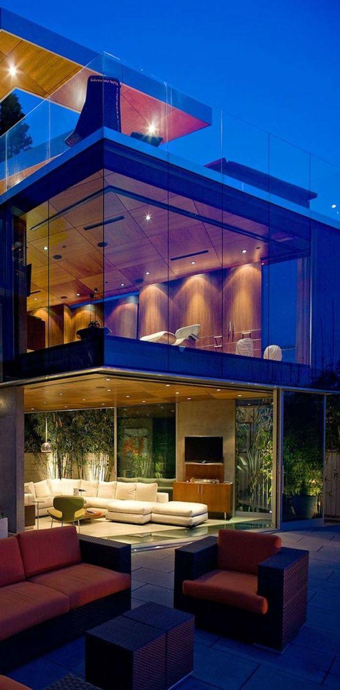 Designer Wohnzimmer - die Ihnen eine Vorstellung verschaffen werden ...