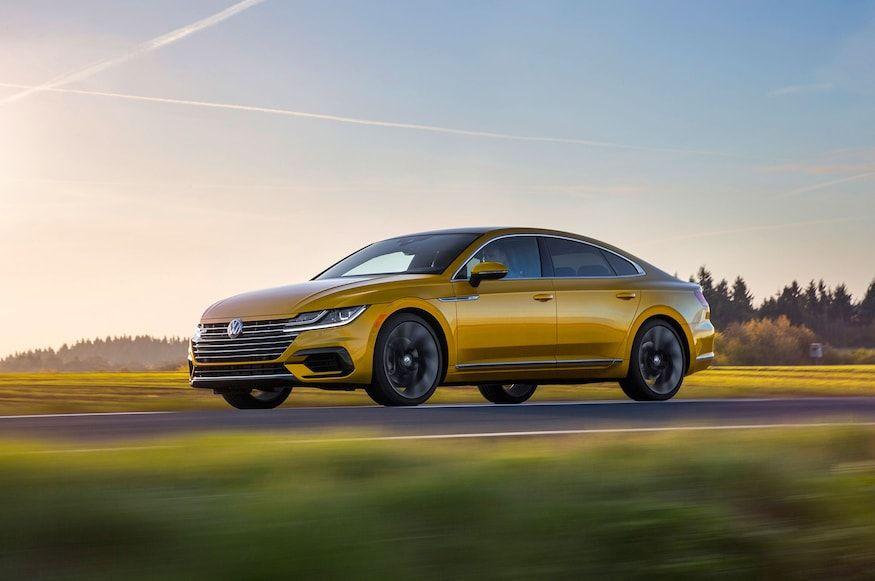 Vw Arteon Driving Volkswagen S Latest And Maybe Last New Sedan To Wolfsburg In 2020 Volkswagen Sedan Honda Accord Touring