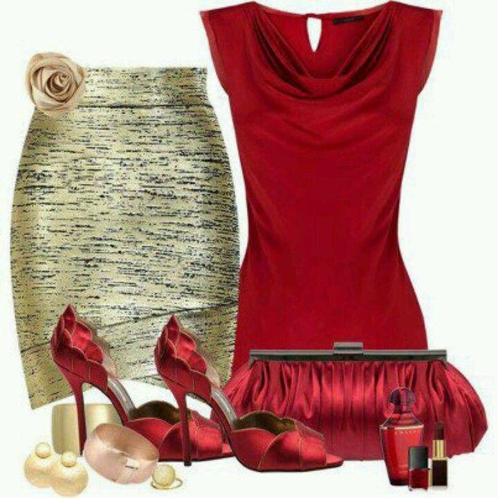 Church attire, classy