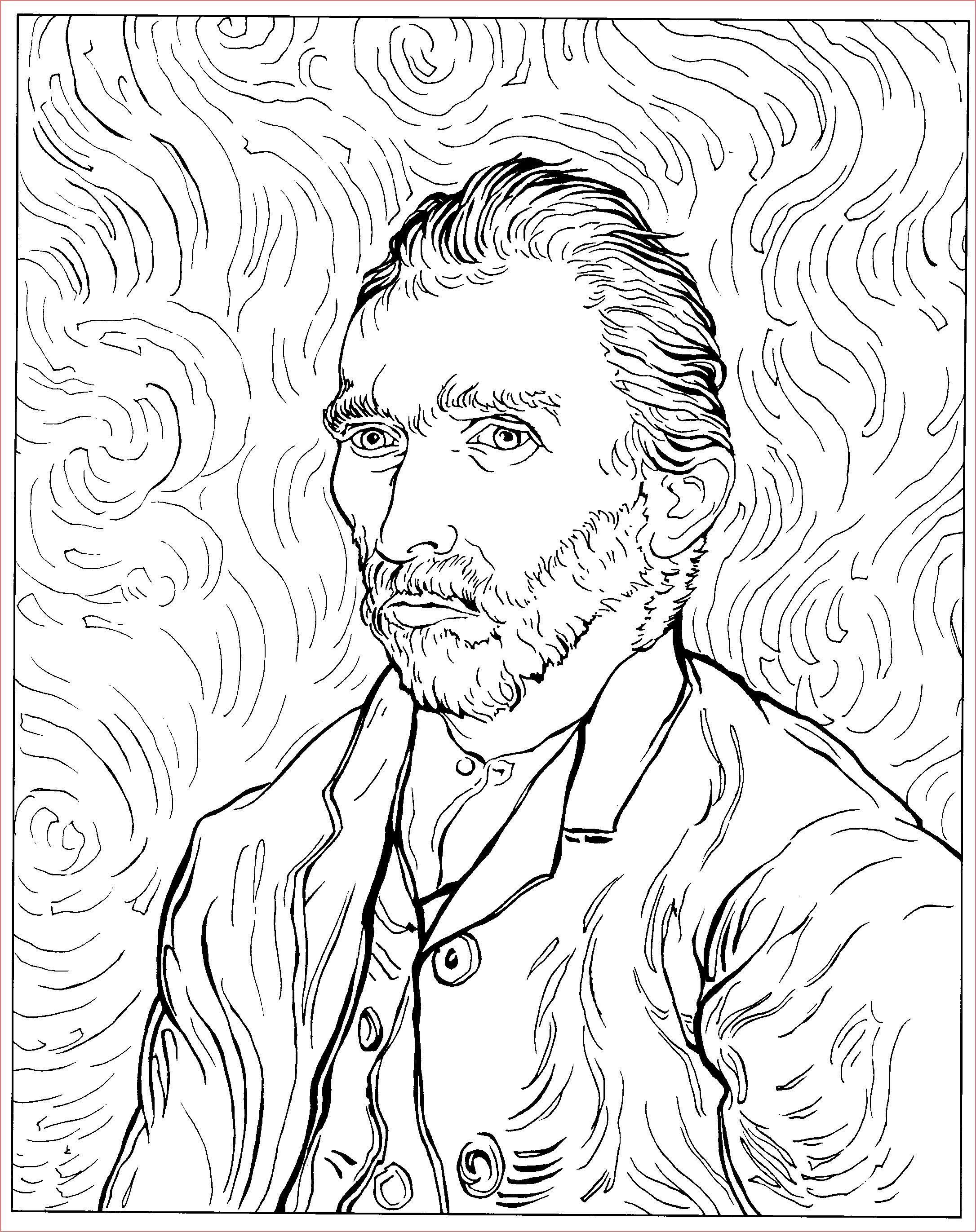 Van Gogh Lebenslauf Kunst Unterrichten Kunstler 8