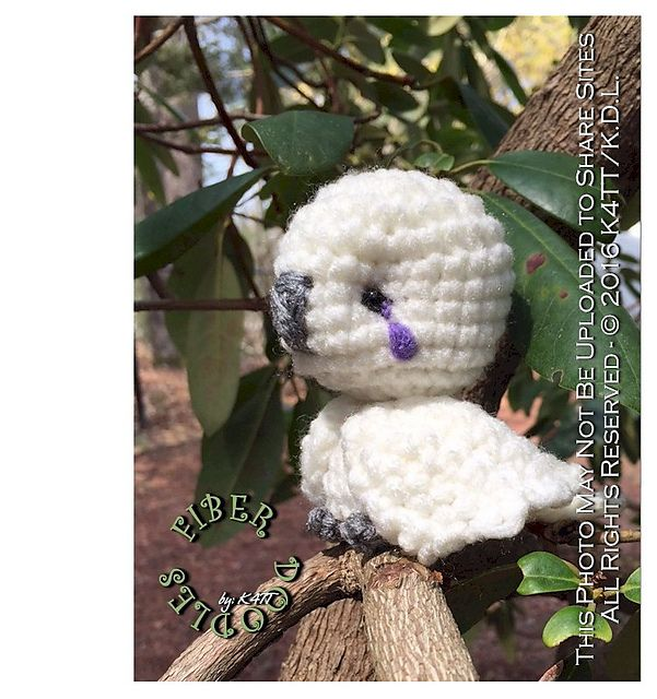 """This FREE PATTERN is a courtesy pattern for your personal use, from FiberDoodles by K4TT. I do not offer assistance in completing those patterns which are offered as """"Free""""."""