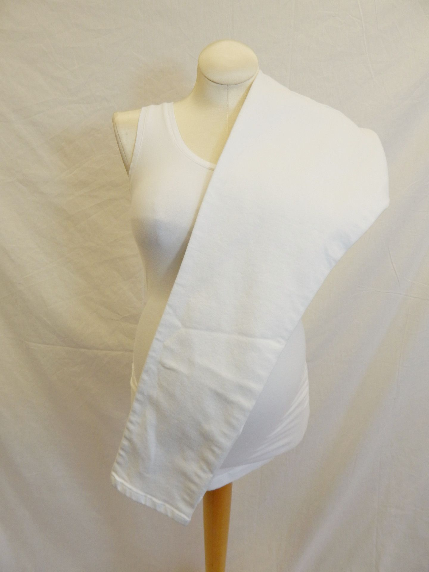 White Skinny Jeans - 8-10