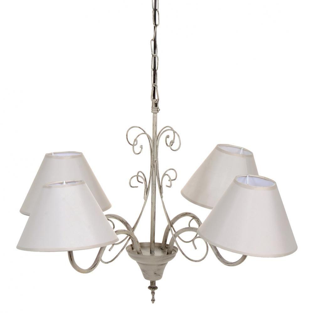 l mpara de ara a de metal 4 brazos di m 60 cm maisons du monde branch chandelier