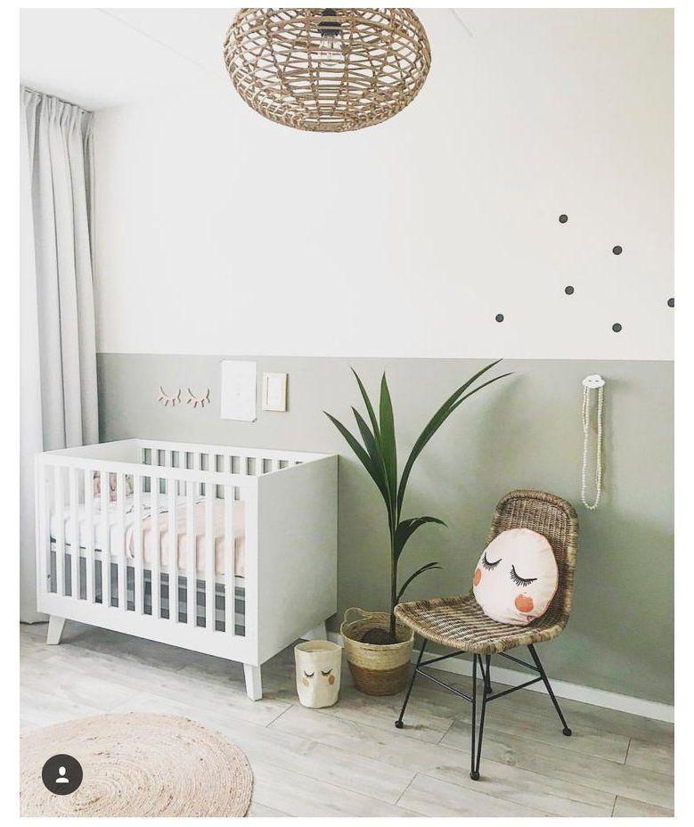 Photo of neutral baby nursery simple