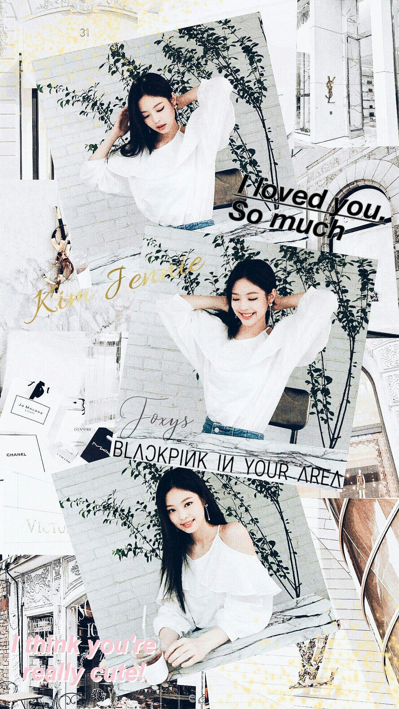 Jennie Blackpink Kim Jennie Jennie Wallpaper Aesthetic Vsco Foxys Lisa Rose Jisoo Black Pink Kpop Gambar Selebritas Fotografi