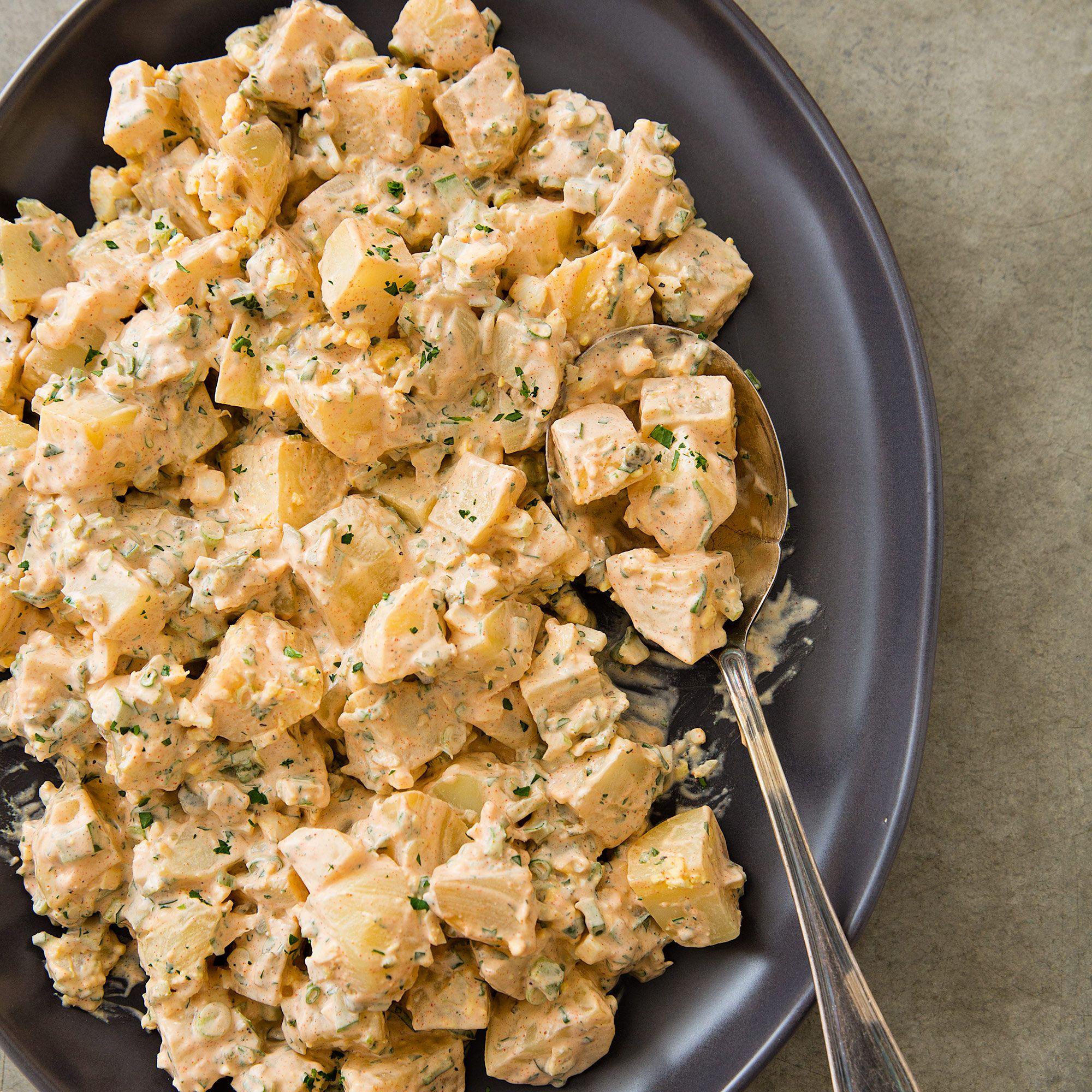 Potato Salad Recipe Cooks Kitchen