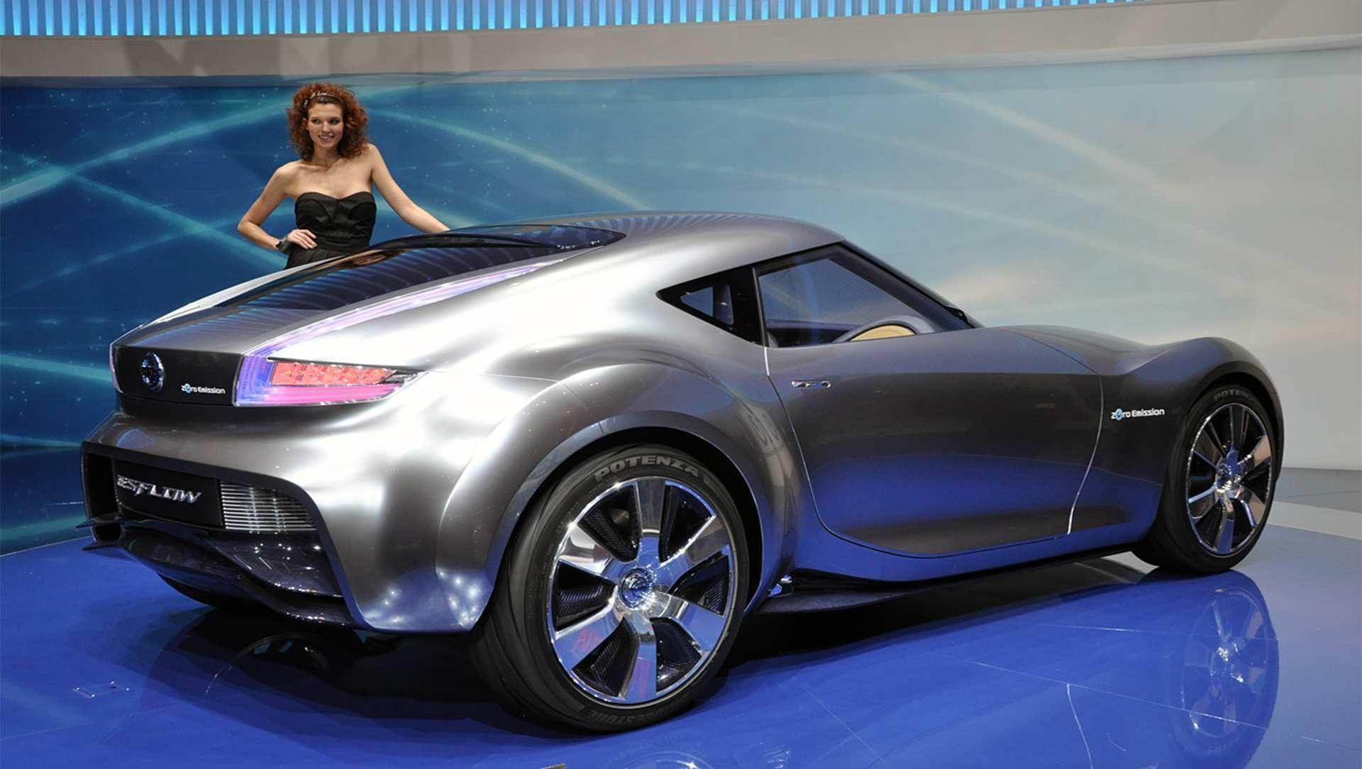 2021 Nissan Z35 Concept In 2020 Nissan Nissan Z Cars New Nissan Z