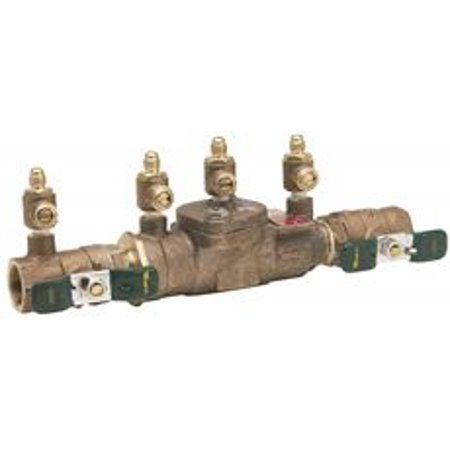 Watts Backflow Prevent System 3 4 In Fip Lead Free In 2019 The 4