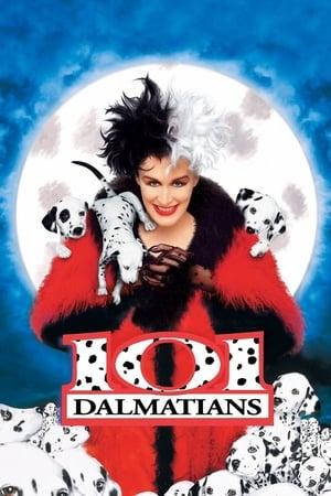101 Dalmatians 1996 Dog Movies 101 Dalmatians Movie Walt Disney Pictures