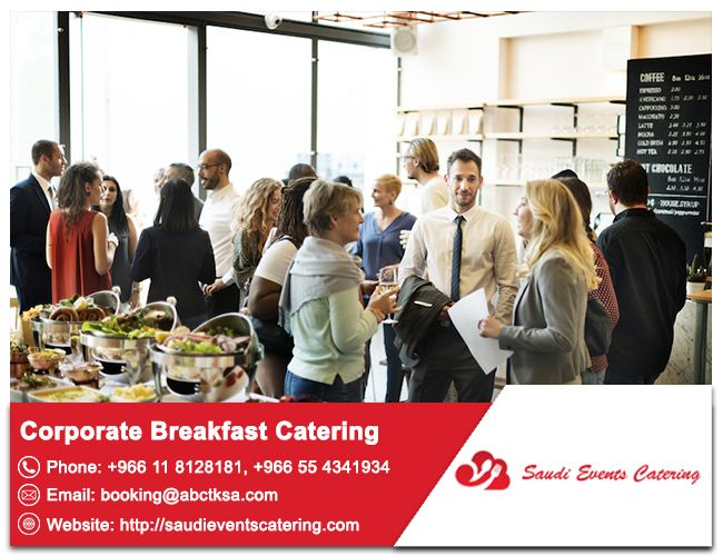 Corporate Breakfast Catering