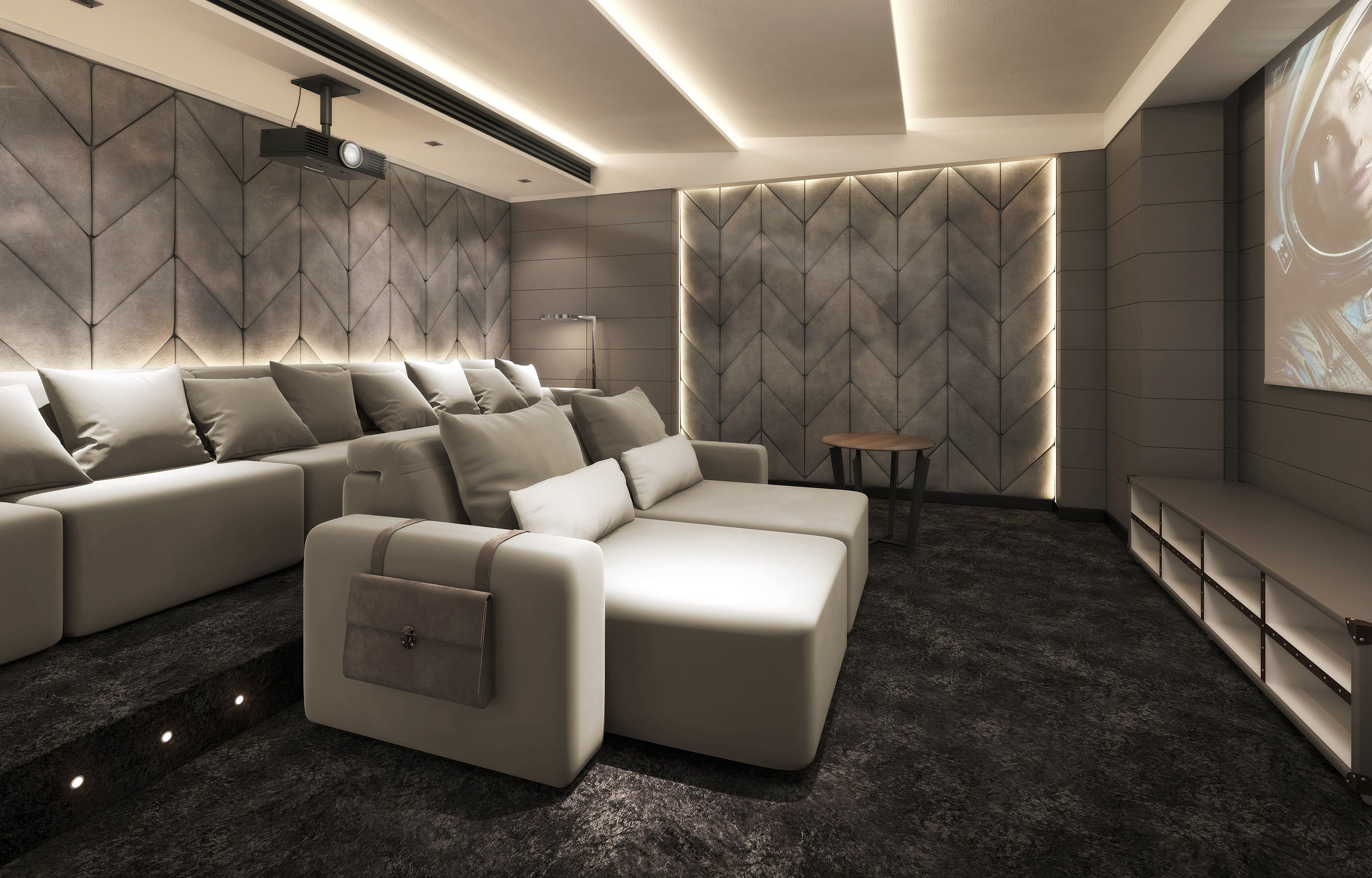 Your Furniture And Seating Home Cinema Room Theatre