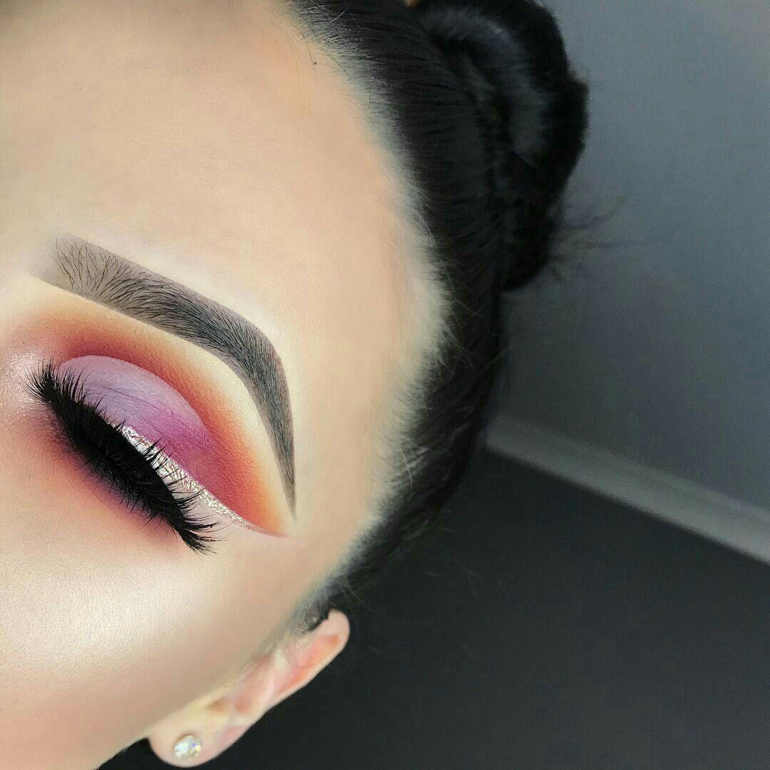 ıŋɬɛγɛʂɬ lilah maurie↞ Artistry makeup, Eye makeup