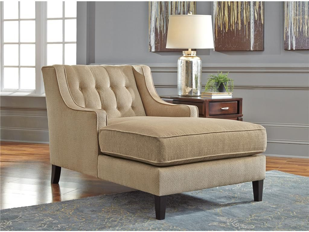 Excellent Signature Design Living Room Chaise 5810015 Joe Tahans Gmtry Best Dining Table And Chair Ideas Images Gmtryco
