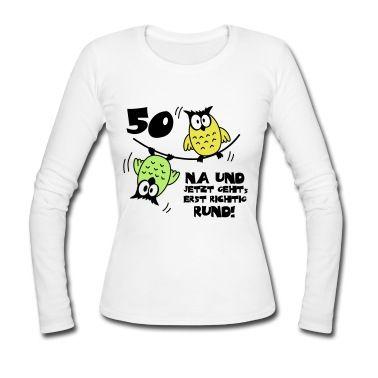 Geburtstag 50 Ein Lustiges Sprüche Shirt Zum 50 Geburtstag