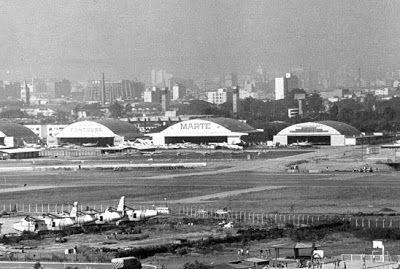 Campo De Marte O Primeiro Aeroporto De Sao Paulo Com Imagens