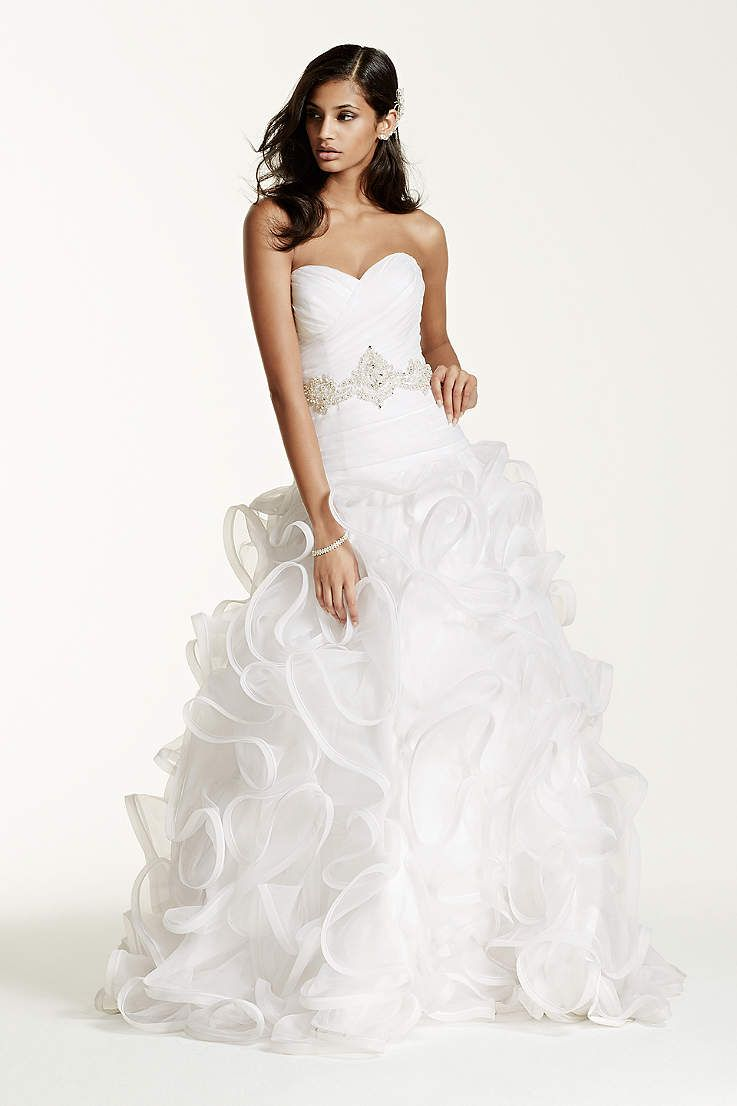 Dreaming Of Wearing A Ball Gown Wedding Dress On Your Big Day