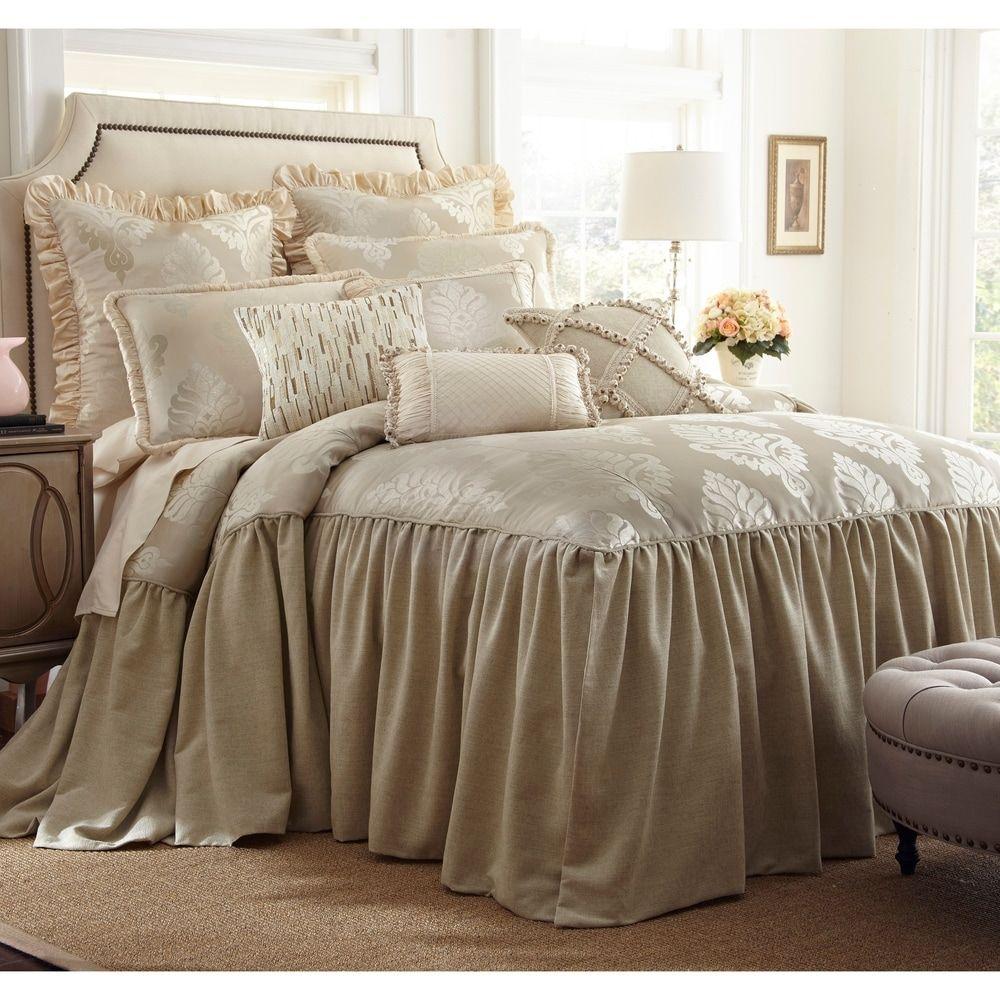 Austin Horn Classics Jacqueline Luxury Bedspread In 2020 Luxury