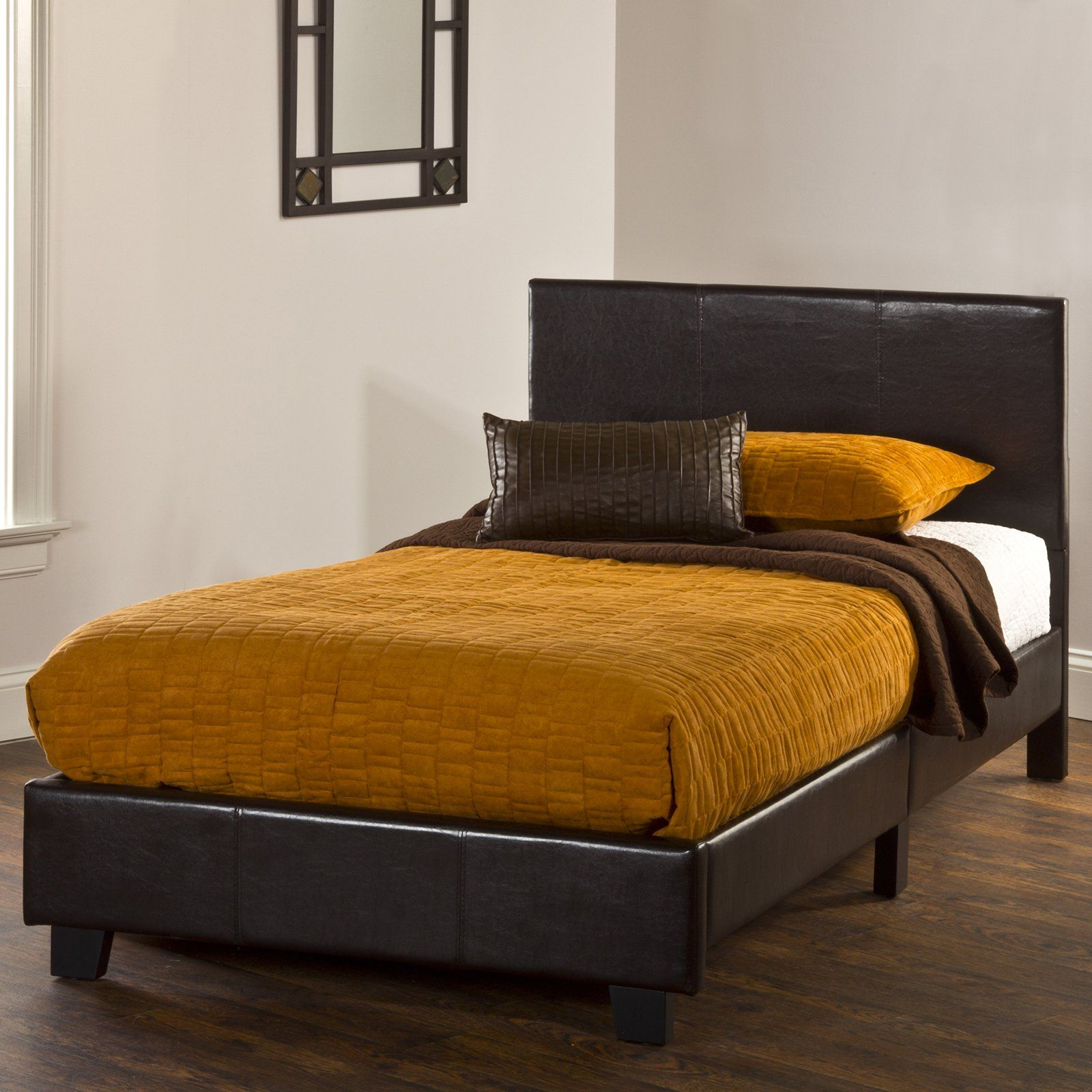 Springfield Bed in a Box Bed Set Twin Hillsdale