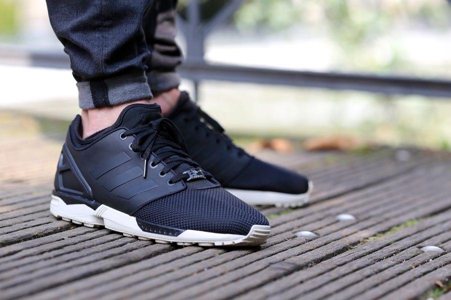 adidas zx flux on feet