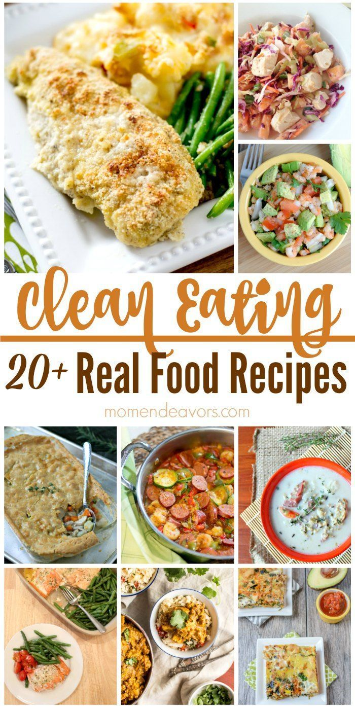 20 clean eating recipes tasty meal ideas made with real food 20 clean eating recipes tasty meal ideas made with real foodwhole food forumfinder Images
