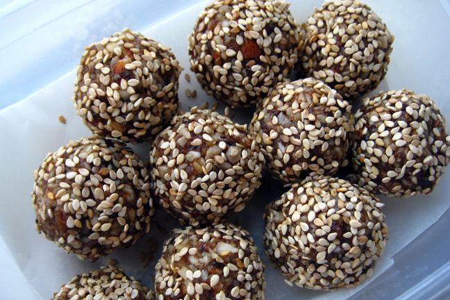 fruit nut bars
