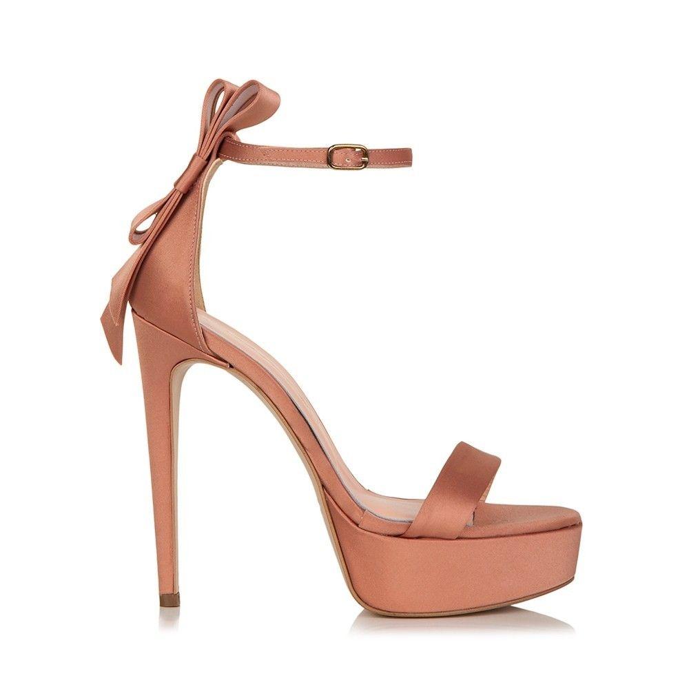 805c884e4e5 FAYRA Nina New York σε Blush Crystal S | NAK Shoes | Ό,τι θέλω να αγοράσω |  Shoes, Blush, New York