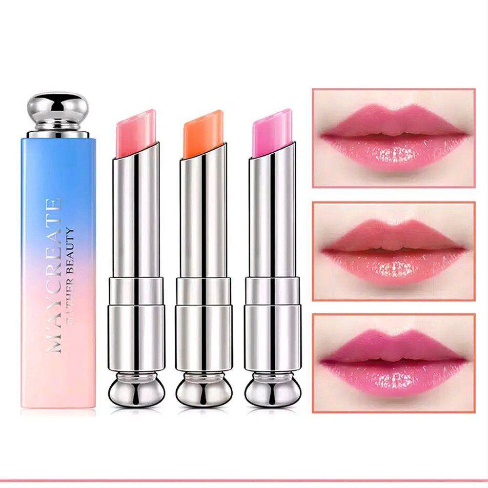 Photo of Maycreate Lipstick Pelembab Anti Air –  All smooch cosmetics lipsticks have a so…