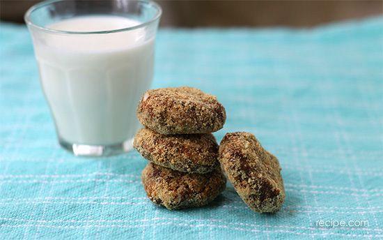 Make-Ahead Dessert: No-Bake Peanut Butter-Graham Cracker Cookies