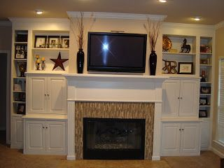 Home Sweet Home: Fireplace Transformation